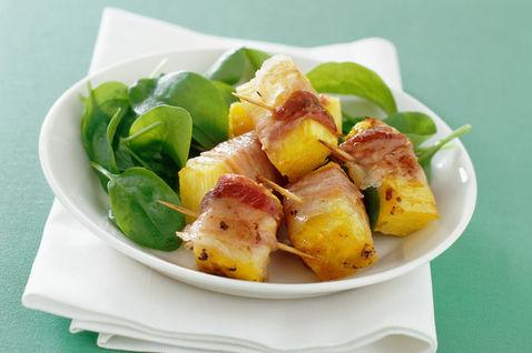 bocc ananas e pancetta
