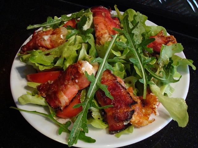 bocconcini di scamorza e bacon