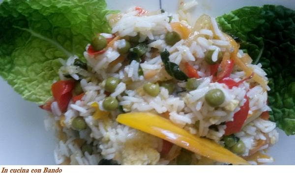 riso alla thailandese