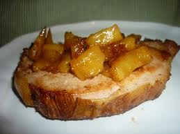 filetto con ananas