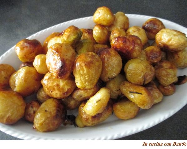 patatine novelle al forno