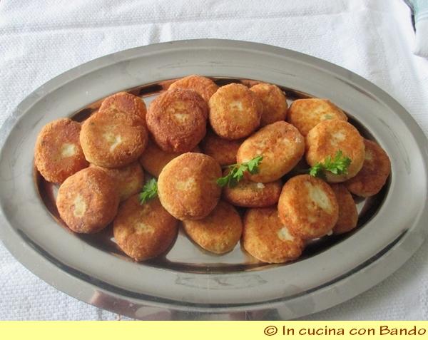 polpettine di formaggi