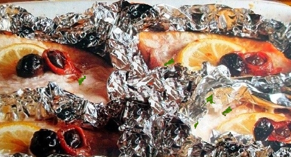 pesce spada al cartoccio13