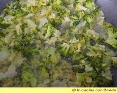 gnocchi con broccoletti