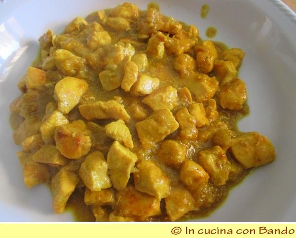 pollo al curry ricetta di mia nonna